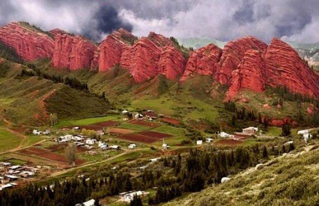 Kırgızistan Asgari Ücret - Kırgızistan'da Asgari Ücret Ne Kadar